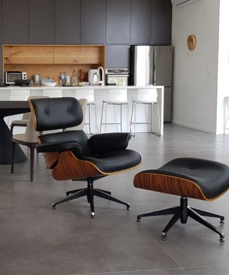 Lounge Chair Charles & Ray Eames, 1956