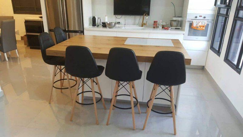 כסא בר מודרני