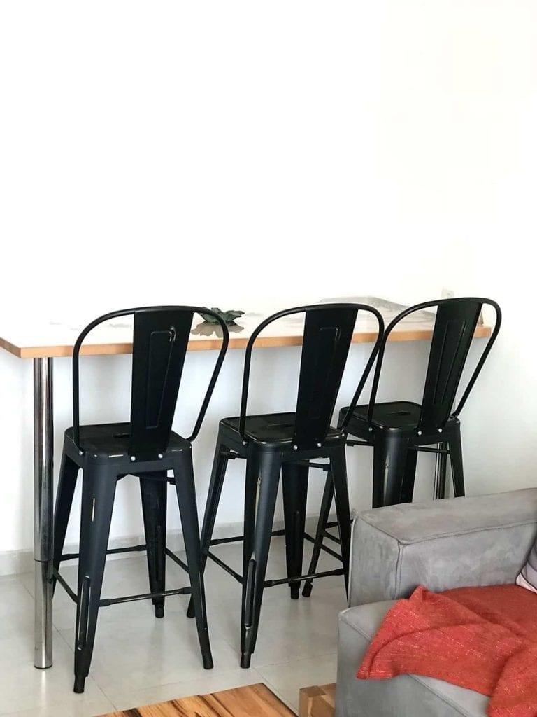 כסא בר טוליקס