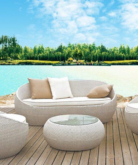מדהים ריהוט גן יוקרתי - כסא נדנדה CC-04