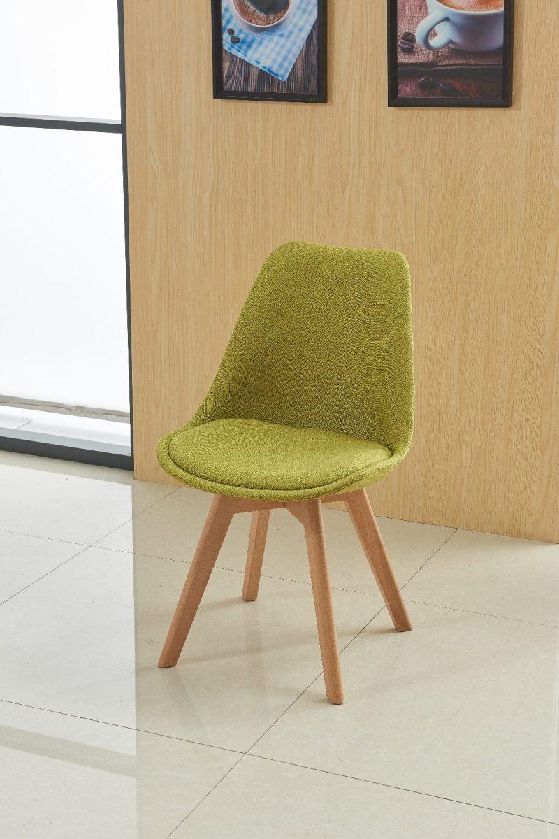 כסא פינת אוכל מרופד ראול