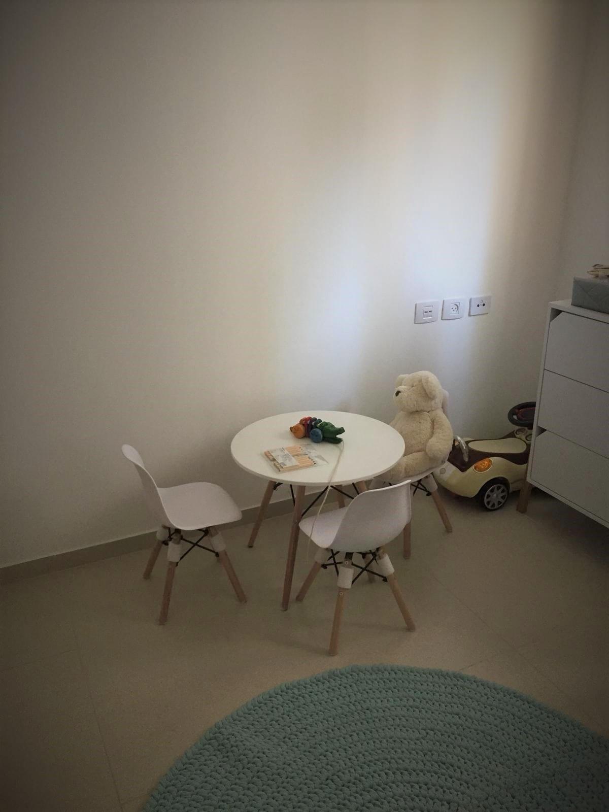 פינת ישיבה לילדים
