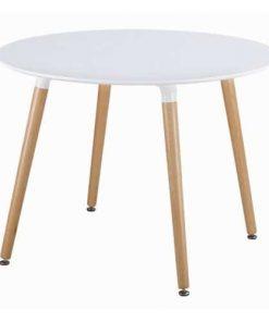שולחן עגול מודרני