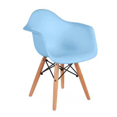 כסא ילדים תכלת
